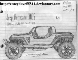 Jeep Hurricane 2005 by CrazyDave55811