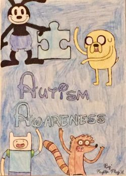 Autism Awareness 2017 by kmtvm123