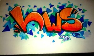 HWS  CREW !!! by oips