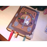 Adventure Time: Enchiridion by Hollow--Society