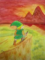 Link from The Legend of Zelda by TaliShemes