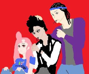 Bill, Tom and Chibiusa