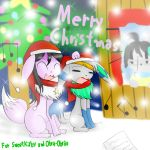 Merry Christmas -4- by SkyFormToad