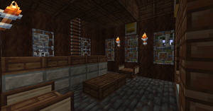 TVP: The F's Arms Interior 1 by Kitty-Kaye