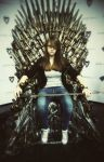 Queen of Westeros by Pongii