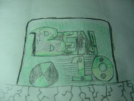 Ben 10 Alien Force New Logo by miguelm-c