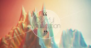 Colorful virtualization by designer87