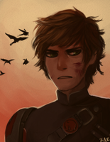 Hiccup by ZacharyWolf