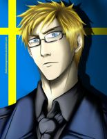 APH: Silent Swedish by fadiyaMangaMania