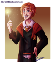 Ron by Jellyfishbubblez
