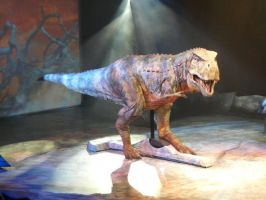 Walking with dinosaurs 11 by FaeDuSoliel