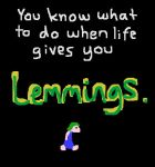 Lemmings by TheNebs
