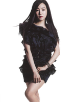 Tiffany (SNSD) PNG Render by GAJMEditions