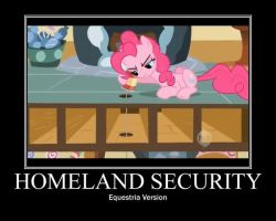Equestrian Homeland Security by BullMoose1912