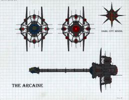 THE ARCAINE by TenebraesRising