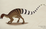 085--TENONTOSAURUS TILLETTI by Green-Mamba