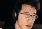 Bless you Markiplier (animated gif) by SteffieNeko