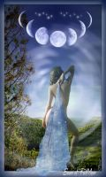 Seven of FullMoon by maiarcita
