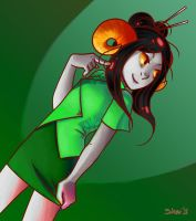 Aradia Green Is Not Your Color by Koshou