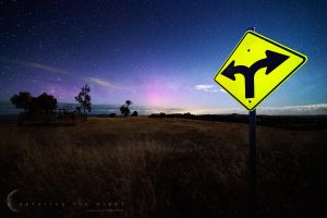 Chasing Aurora by CapturingTheNight