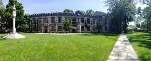 Princeton University by LordSinrath