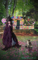 Witch of Candy House by Elsapret