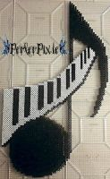 Piano Music by PerlerPixie