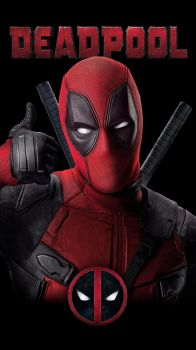 DEADPOOL POSTER by JPGraphic