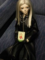 My own train ticket -.Vexen.- by Bulbiekins