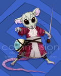Commission - Dormouse of Death! by Alexiel-VIII