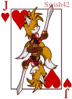 Tails: Jack of Hearts by Swish42