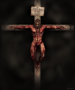 Jesus Christ by YeshuaNel