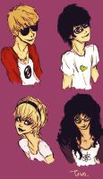 Beta Kids by Forbidden-Realm-T