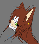 Angel Flat colored by JurieWolfie