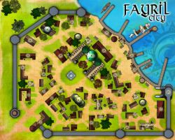 Fayril City by MindoftheMasons
