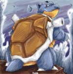 Blastoise used Surf by mOOg267
