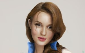 photomanip: Leighton Meester as Belle by aletheiapax