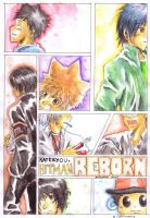 KHR_Vongola family by ninprime