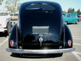 1939 Ford Deluxe sedan butt by RoadTripDog