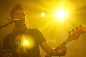 Dedi andra and the backbone by adiasa