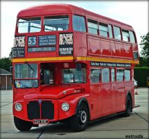 London Bus by Estruda