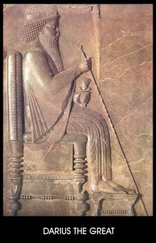 Darius The Great by Persians