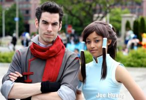 Avatar: Legend of Korra Cosplay by viewtifu1