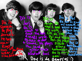 My thoughts of the Beatles by deerrs