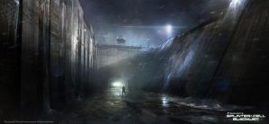 Splinter Cell Blacklist: Bunker by nachoyague