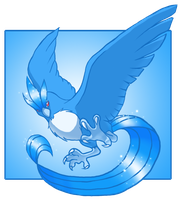 Articuno by Panimated