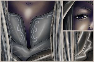 Request: Areneth - detail by DawnArts
