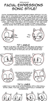 Tips For Facial Expressions by AoNoChaos