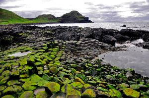 Giants Causeway by artismagica