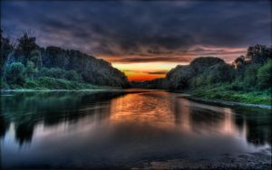 donau sunrise 2 hdr hd remake by tienod